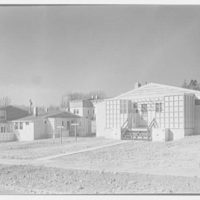 Tunlaw Houses, Washington, D.C. Exterior I
