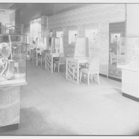 Balch Price, business in Brooklyn, New York. Millinery tables