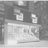 Barton's Bonbonniere, business at 81st and Broadway, New York City. Exterior I