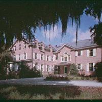 Bernard M. Baruch, Hobcaw Plantation, residence in Georgetown, South Carolina. Plantation residence II