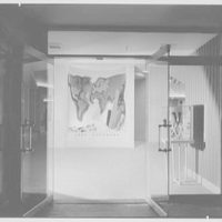 Charles P. Cochrane Co., 295 5th Ave., New York City. Entrance view for Hegeman
