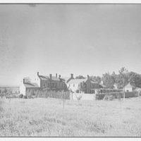 "Chauncey D. Stillman, ""Wethersfield"", residence in Amenia, New York. North facade III"