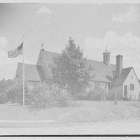 Grace Lutheran Church, Teaneck, New Jersey. Exterior I