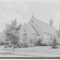 Grace Lutheran Church, Teaneck, New Jersey. Exterior II