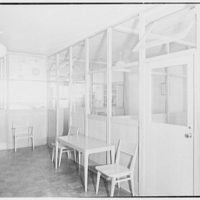 Hoffmann-LaRoche Inc., Nutley, New Jersey. Dr. Frey's department offices, general view