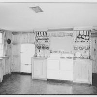 Kurt Wiese, residence in Frenchtown, New Jersey. Kitchen I