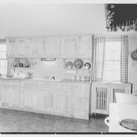 Kurt Wiese, residence in Frenchtown, New Jersey. Kitchen II