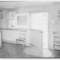 Kurt Wiese, residence in Frenchtown, New Jersey. Kitchen IV