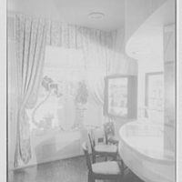 Lamee of Paris, business at 2341 Broadway, New York City. Interior III
