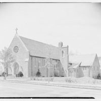 Lutheran Church of the Resurrection, 45th Ave. and 192nd St., Flushing, Long Island, New York. Exterior I