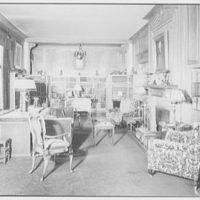 Mrs. John Kean, residence at 863 Lexington Ave., New York City. Library II