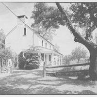 Mrs. John Taylor, residence in Stockton, New Jersey. Exterior II