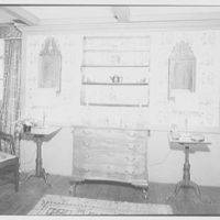 Mrs. Lawrence J. Ullman, business in Tarrytown, New York. Entrance room, to shelves