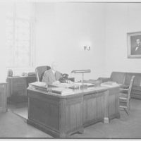 National Gallery of Art, Washington, D.C. Colonel McBride in office