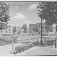 Newark Housing Authority, 57 Sussex Ave., Newark, New Jersey. Pennington I