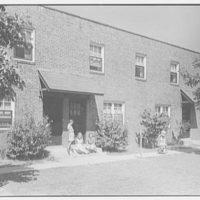 Newark Housing Authority, 57 Sussex Ave., Newark, New Jersey. Stephen Crane III