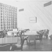 Pennsylvania Station cocktail room, W. 30th St., Philadelphia. Auxiliary room