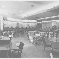 Pennsylvania Station cocktail room, W. 30th St., Philadelphia. Cocktail room I, general view lighting no. 2