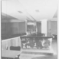 Pennsylvania Station cocktail room, W. 30th St., Philadelphia. VIII