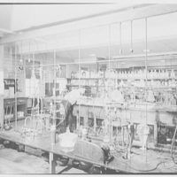 Pittsburgh Plate Glass Co., Columbia Chemical Division, Barberton, Ohio. Laboratory, distillation II