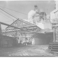 Pittsburgh Plate Glass Co., Columbia Chemical Division. General view of plant XIX