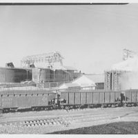 Pittsburgh Plate Glass Co., Columbia Chemical Division. General view of plant V