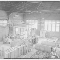 Pittsburgh Plate Glass Co., Columbia Chemical Division. Plant interior XXVIII
