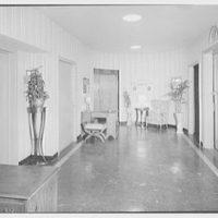 Regal Knitting Co., 1333 Broadway, New York City. Elevator foyer