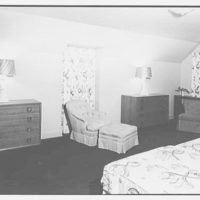 Russell Levin, residence at 25 Mom's Lane, Scarsdale, New York. Bedroom I