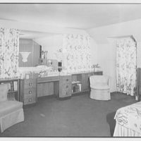 Russell Levin, residence at 25 Mom's Lane, Scarsdale, New York. Bedroom III