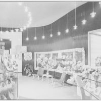 Barton's Bonbonniere, business at Broadway and 81st St., New York City. Interior, to rear