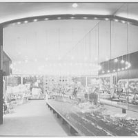 Barton's Bonbonniere, business at Broadway and 81st St., New York City. Interior, to entrance