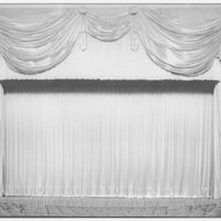 Coronet Theatre, W. 49th St., New York City. Stage from center