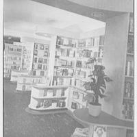 Dover Book Shop, business at 2672 Broadway, New York City. Interior II