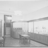 Gong Bell Manufacturing Co., 200 5th Ave., New York City. Interior