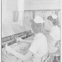 Hoffmann-LaRoche Inc., Nutley, New Jersey. Ampule washing machine