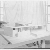 House & Garden models. Prize house no. 1