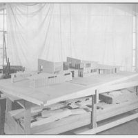 House & Garden models. Prize house no. 3, view I