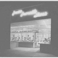 Jack's Juvenile Shoes, business at 96-14 Queens Blvd., Rego Park. Exterior