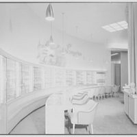 Martin's department store, business in Brooklyn, New York. Layette