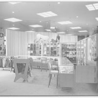 Martin's department store, business on Fulton St., Brooklyn, New York. Sweaters