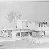 Model prize houses. Rapson II