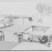 Model prize houses. Rapson IV, high