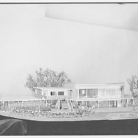 Model prize houses. Tichy I
