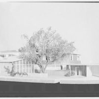 Model prize houses. Tichy III