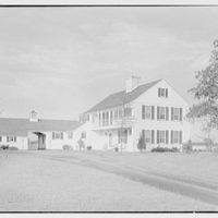 Mrs. C. Russel O'Brien, residence in Harlingen, New Jersey. Exterior
