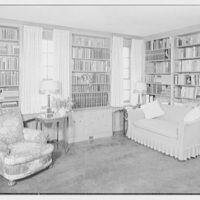 Mrs. C. Russel O'Brien, residence in Harlingen, New Jersey. Library