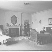 Mrs. Fahnestock, residence at 790 Park Ave., New York City. Mrs. F.'s bedroom I