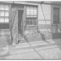 Mrs. Hazelton, residence at 7 Gracie Sq., New York City. Terrace view II