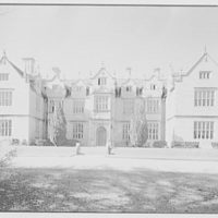 Mrs. J.L. Van Alen (Bruguiere), residence in Wakehurst, Newport, Rhode Island. Exterior